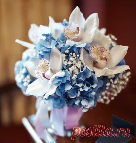 Букет-дублер для невесты. | Ведущие в Донецке. SmileGroup
