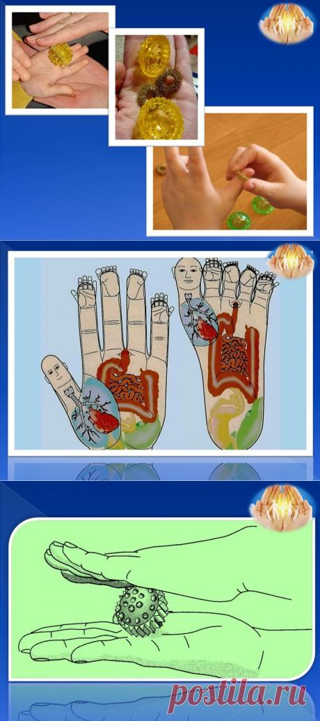 Здоровье семьи – в свои руки. Оздоровительные процедуры с помощью массажного шарика Су-джок для взрослых и детей | Семейный психолог | Яндекс Дзен