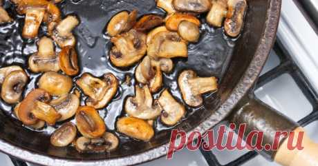 Сытные слойки с грибами по особому рецепту   Вкусные рецепты
