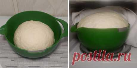 Дрожжевое тесто в микроволновке и рецепт пирожков - Со Вкусом