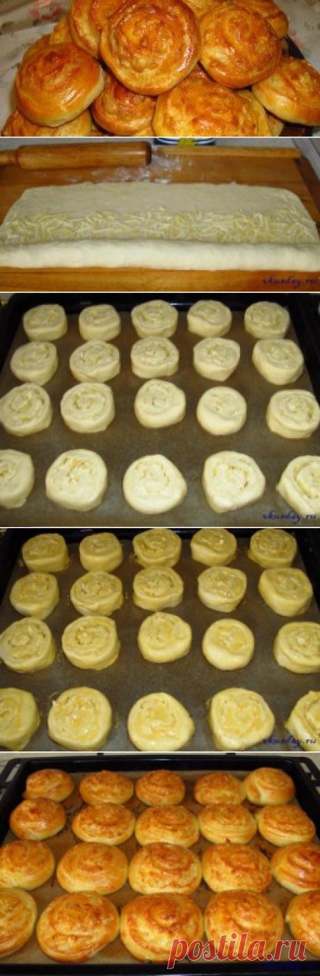 Сырные булочки - Вкусный день - порционный хлеб, закуска | Вкусный день