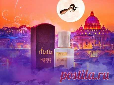 Верховная ведьма Nobile 1942 | Парфюмерия - всё о парфюме | Яндекс Дзен