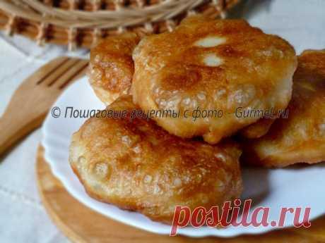 Беляши (1001-й рецепт!)- вкусные, сочные и аппетитные