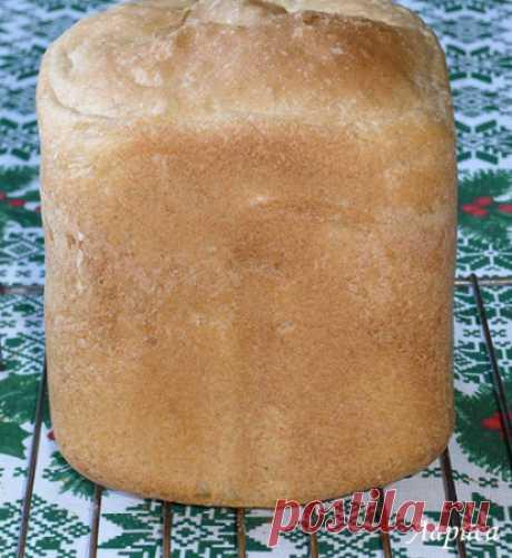 Печем в хлебопечке. Хлеб Воскресный