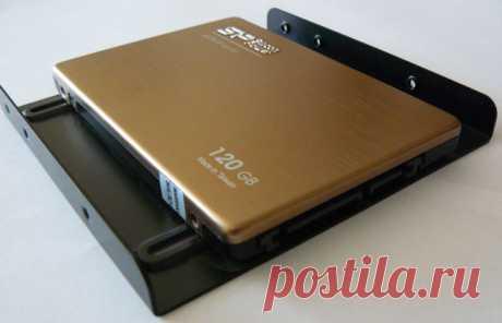 Твердотельный накопитель SSD 2.5 SATA