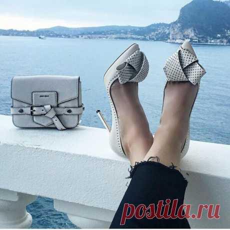 Самые модные туфли лета 2019 — 5 моделей и 15 стильных образов | Люблю Себя