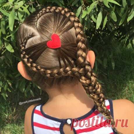 101 способ плетения косичек для дочки! Поразительное искусство от Шелли Гиффорд.   Мой мир в фотографиях