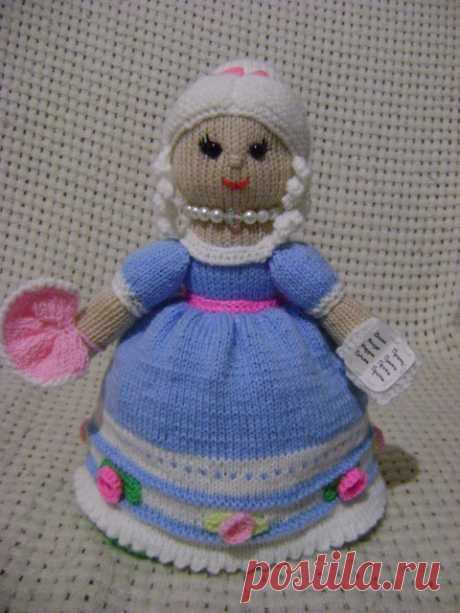 Кукла-перевертыш Золушка
