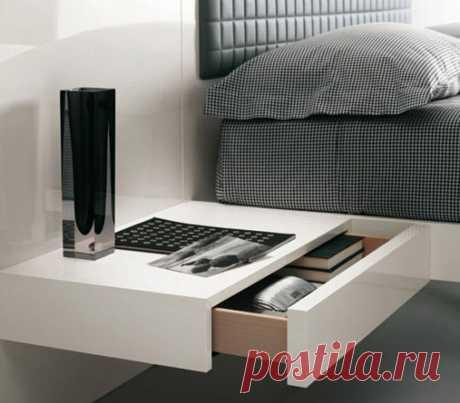 Высота прикроватной тумбочки в спальне – стандартные размеры и дизайнерские идеи — Обои для стен: цены, характеристики, фото каталог, большой выбор! Купить обои в Москве – интернет-магазин KlikStroy.