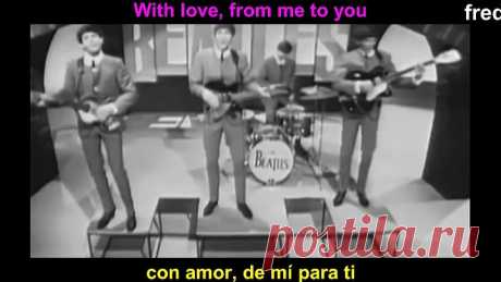 The Beatles _ From Me To Youhttps___youtu.be_Y07K4eo5kU8