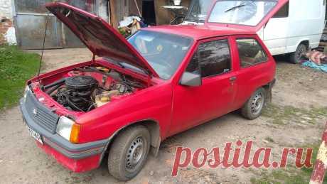 Продам Opel Corsa 1990 року - Легкові автомобілі Івано-Франківськ на board.if.ua код оголошення 52161