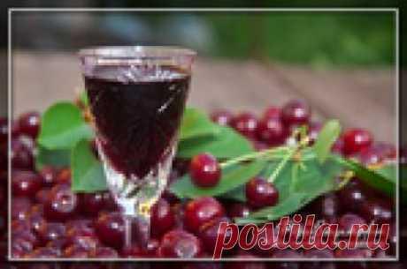 Вишнёвочка … старорусская - рецепт хоть и очень старый, но вовсе не стареющий...