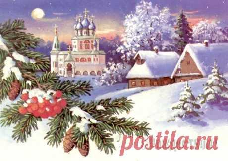 Самые красивые поздравления с Рождеством в прозе (православные, универсальные)