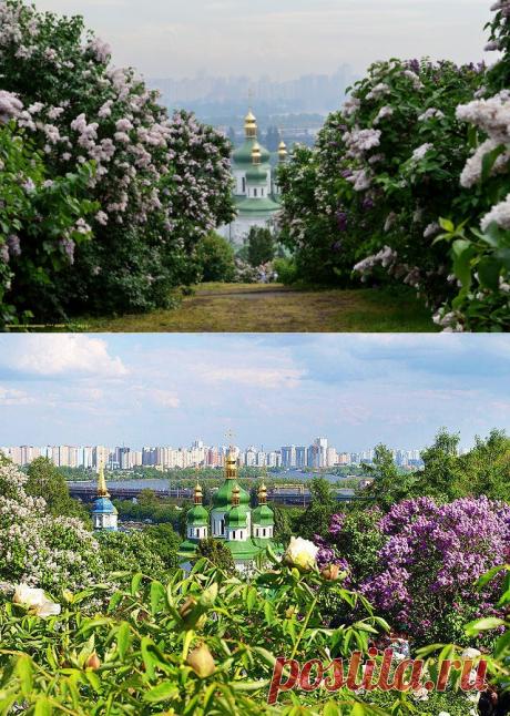 Самые красивые парки в Киеве | ukraine4u
