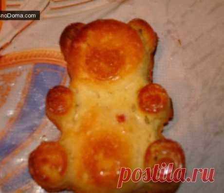 """Рецепт дня: печенье """"Барни"""" своими руками"""