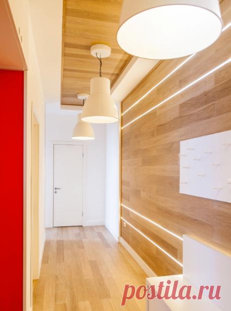 Светодиодная лента в интерьере может стать изюминкой в дизайне помещения. Вот вам подборка вариаций ее использования P.S. По ссылке — больше фото