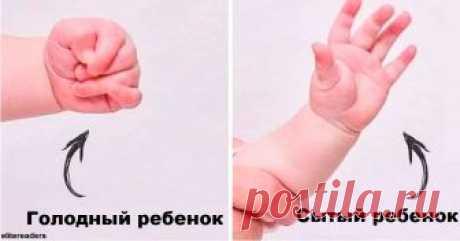 7 ″слов″ на языке тела ребенка, которые вы можете - и должны  - понимать Жаль, что мы не знали об этом раньше!