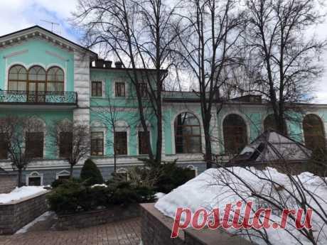 Всё на продажу? Морозовский сад и особняк в Большом Трёхсвятительском переулке | Почитать, поехать, посмотреть | Яндекс Дзен