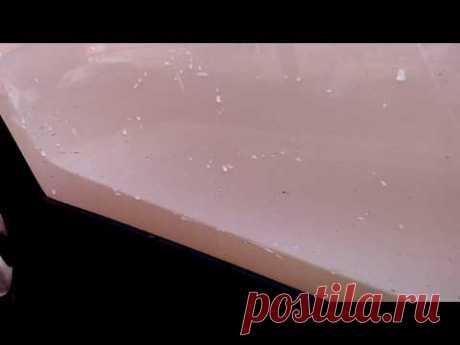 Как смыть битумные пятна с кузова автомобиля Toyota RAV4 - YouTube