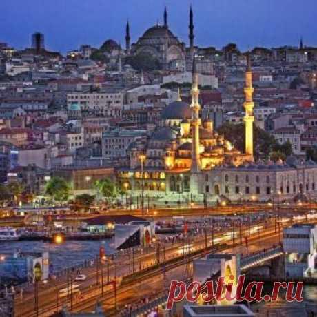 Тур Турция, Стамбул из Москвы за 36200р, 3 января 2019