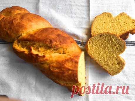 Сладкий тыквенный хлеб — Sloosh – кулинарные рецепты