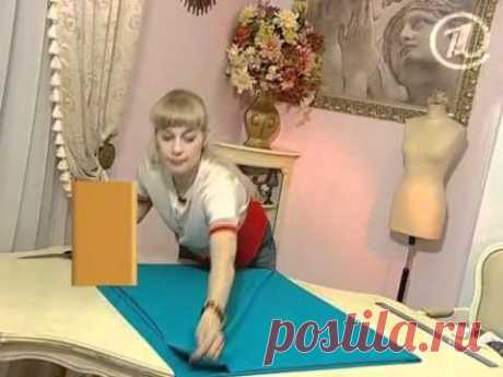 Платье к женскому дн за 5 минут.mp4
