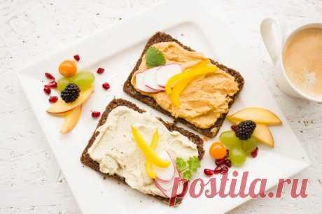 Завтрак, который продлевает жизнь: 5 универсальных продуктов