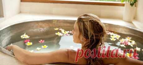 Ванны для похудения в домашних условиях: эффективные варианты — Диеты со всего света