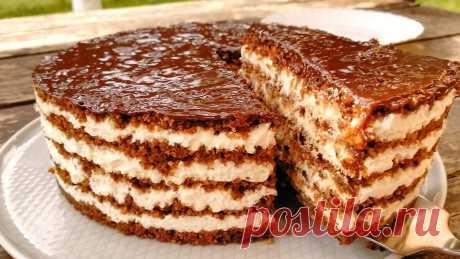 В этом рецепте нет привычного печенья, а состав необычен совсем другим ингредиентом, при чем я до этого рецепта даже предположить не могла, что из этого можно сделать такой восхитительный тортик. Для торта «Тающая загадка» нам ...