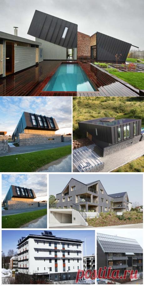 Энергоэффективное евпропейское жилье — Pro ремонт