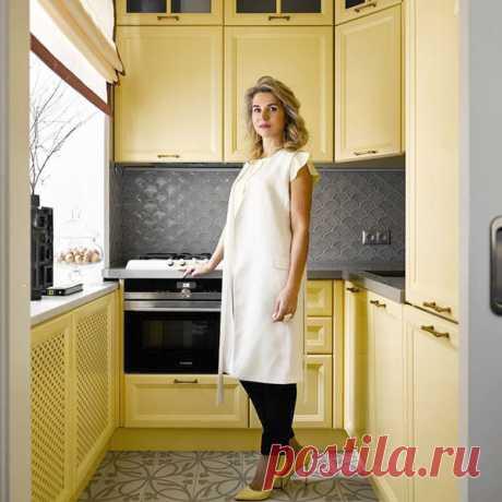 23 фото красивых интерьеров маленькой кухни - Я Покупаю