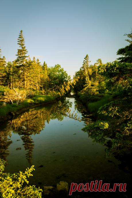 "mill24-ph: ""Timber Creek: Three Fathom Harbour, Nova Scotia, Canada """