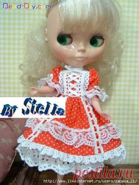 Одежда для кукол   Записи в рубрике Одежда для кукол   Дневник sveta0204