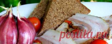 Рулет из свинины запеченный в духовке- рецепт пошаговый с фото