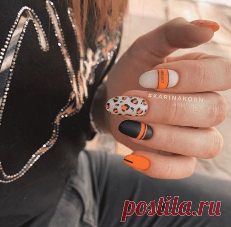Модный маникюр Осень-Зима 2020 | imkosmetik журнал о маникюре и красоте