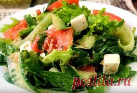 3 простых и вкусных салата из свежих огурцов, которые готовятся очень быстро | Вкусно готовлю | Яндекс Дзен