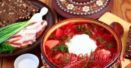 Приготовь борщ, которым ты сможешь гордиться! Этот рецепт – лучший из всех, что я встречал.  Борщ — разновидность супа на основе свёклы, которая придает этому блюду насыщенный бордовый оттенок. Рецепт борща можно найти в украинской, русской, польской, литовской и многих других  национальных …