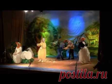 """Instrumental Suite from musical """"The Ugly Duckling"""". The storyline by Hans Christian Andersen. Music and libretto by Vladimir Sidorov. Children's musical theater """"Kamerton"""" under Saria Malyukova. Magnitogorsk. April, 19, 2015."""
