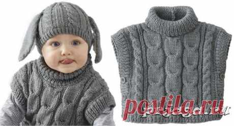 Children's sleeveless jacket and vest spokes or a hook - Results from #20