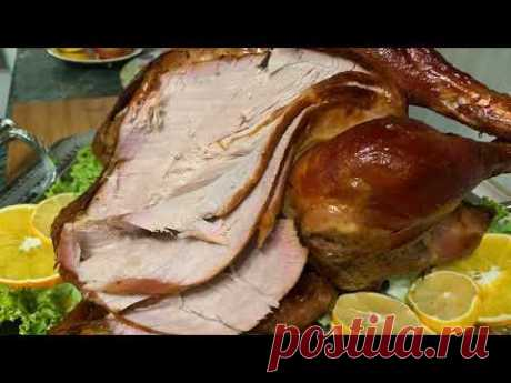 Индейка к праздничному столу   Turkey   Հնդկահավ