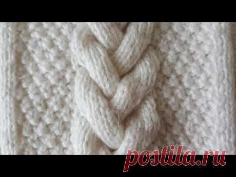 Volume, most beautiful braid spokes on 18 loops! does not pull together a product \ud83d\ude01