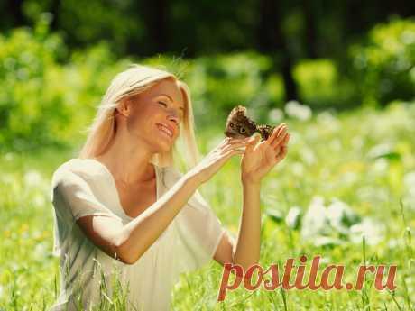 С чего начинается женское счастье? | Красота Здоровье Мотивация