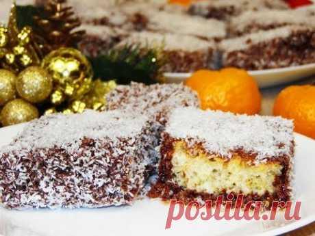 Пирожное зимний вечер, вкуснота да и только - Ваши любимые рецепты - медиаплатформа МирТесен