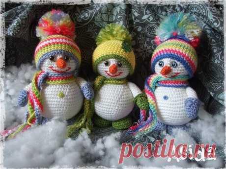 Готовимся к новому году  Идея для конкурса Снеговик  Описание автора: Мне понадобилось  Показать полностью…