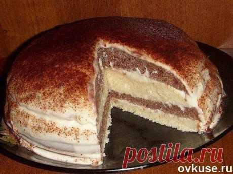 Кефирный тортик. - Простые рецепты Овкусе.ру