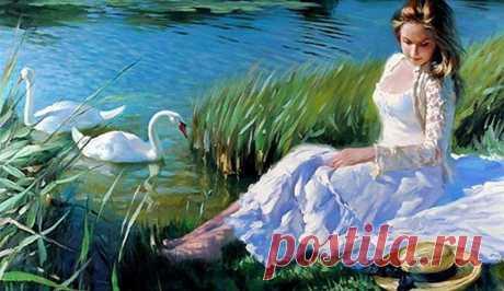 Он взял за основу в своём творчестве «СОЛНЕЧНЫЙ РОМАНТИЗМ» и его работы стали действительно произведениями искусства.  Картины  стали наполнятся нежностью, добротой и необъятным мирными тематиками нашей жизни. Красивые женщины, дети и природа всё это даёт тот огромный позитив в котором и есть сама жизнь в своё великолепии. Владимир Волегов стал по истине художником мира и гармонии.