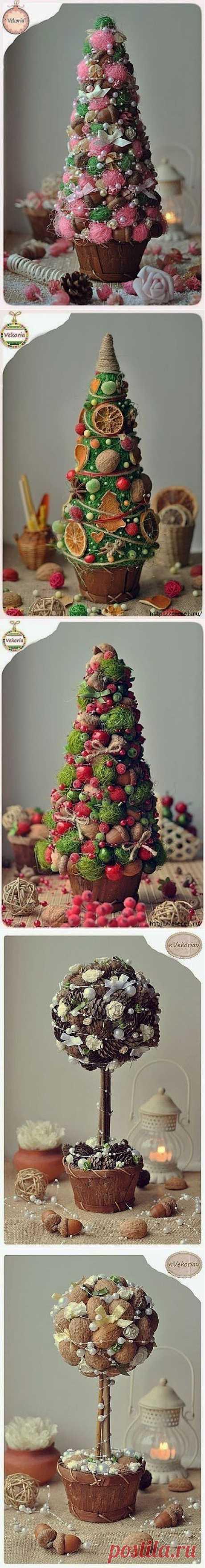 Новогоднее дерево счастья!.
