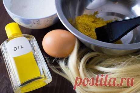 Горчичная маска для роста волос в домашних условиях: как приготовить