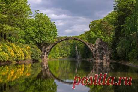8 самых удивительных мостов на планете / Туристический спутник