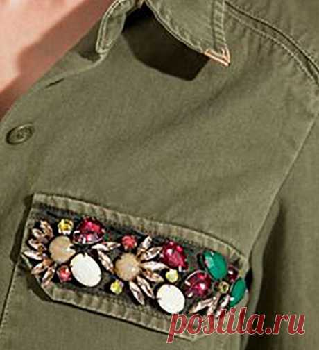 Многообразный декор джинсовых курток: 30 интересных вариантов… Когда хочется придать изюминку!
